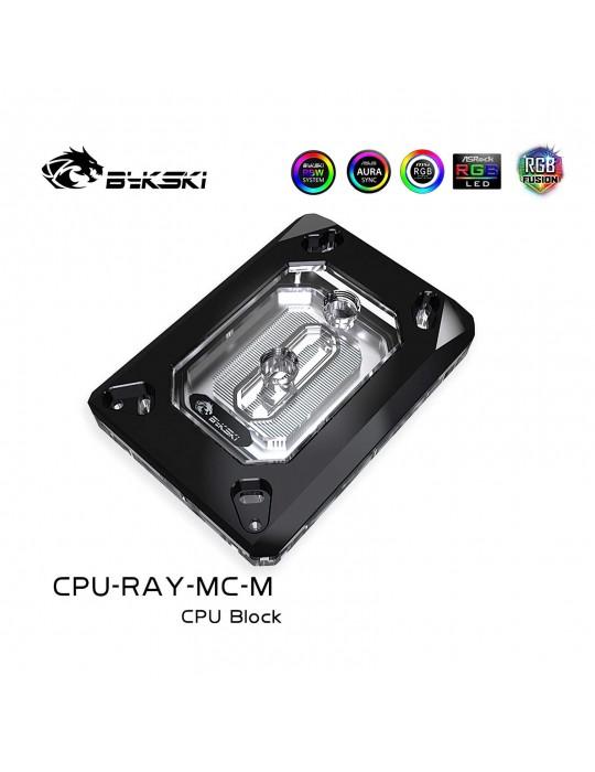 Bykski Waterblock AMD - CPU-RAY-MC-M  D-RGB Bykski - 3