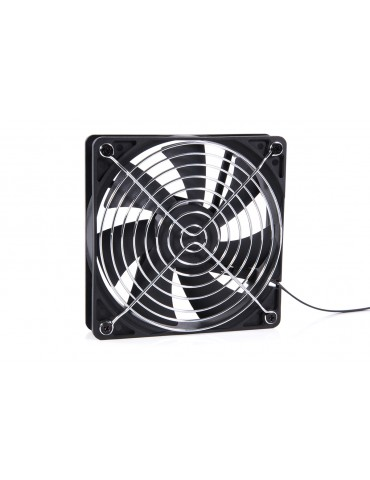 Alphacool ES 120mm 4000rpm Fan ( 120x120x25mm ) - Two Ball Bearing - DC