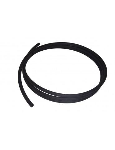 Alphacool Tubo AlphaTube TPV 12,7/7,6 - black - Confezione da 3.3m