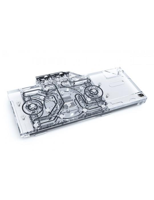 Alphacool Eisblock Aurora Acryl GPX-A Radeon RX 6800/6800XT/6900XT AMD Reference + Backplate Alphacool - 1