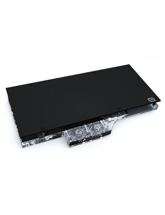 Alphacool Eisblock Aurora Acrilico Radeon RX 6800(XT)/6900XT Red Devil + Backplate Alphacool - 3