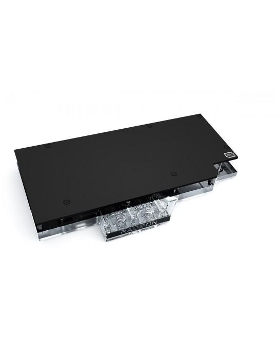 Alphacool Eisblock Aurora Acryl GPX-A Radeon RX 6800/6800XT/6900XT Nitro+ Backplate Alphacool - 3