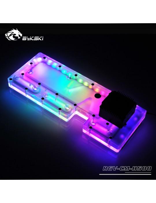 Bykski DistroPlate per Cooler Master H500P/M RGV-CM-H500 Bykski - 2