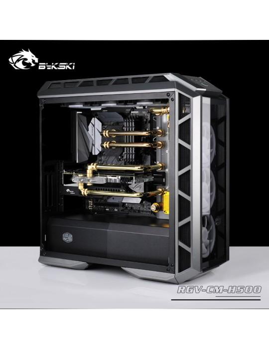 Bykski DistroPlate per Cooler Master H500P/M RGV-CM-H500 Bykski - 5