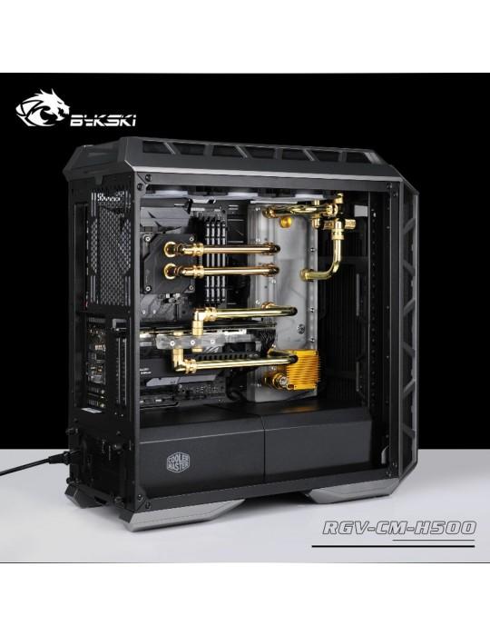 Bykski DistroPlate per Cooler Master H500P/M RGV-CM-H500 Bykski - 6