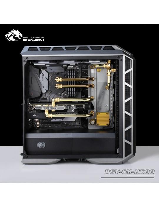 Bykski DistroPlate per Cooler Master H500P/M RGV-CM-H500 Bykski - 7