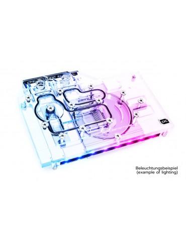 Alphacool Eisblock Aurora Acryl GPX-N RTX 3070 (Founders Edition) + Backplate