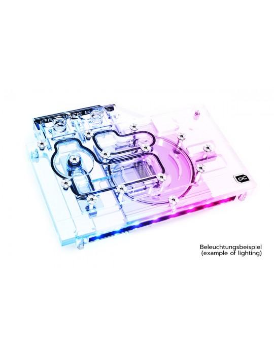 Alphacool Eisblock Aurora Acryl GPX-N RTX 3070 (Founders Edition) + Backplate Alphacool - 1