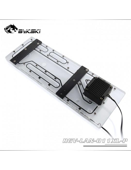 Bykski RGV-LAN-011XL-P Distribution Plate per Lian Li PC 011XL- RGW 5V Bykski - 5