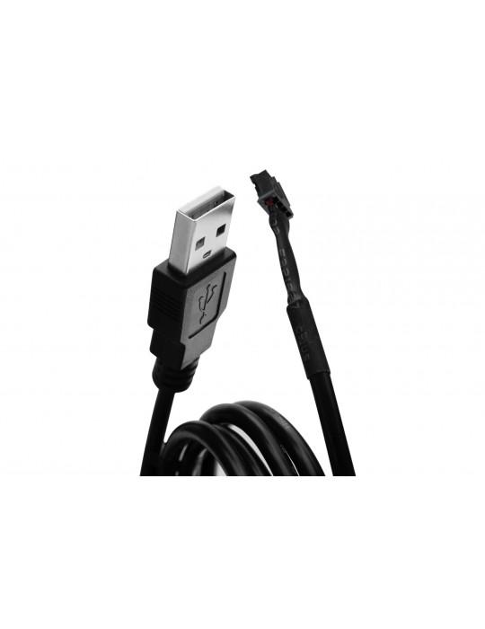 EK-Loop Connect - USB External Cable 1m EKWB - 2