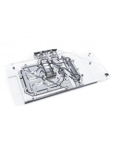 Alphacool Eisblock Aurora Acryl GPX-A Radeon RX 6800/6800XT Strix/TUF + Backplate