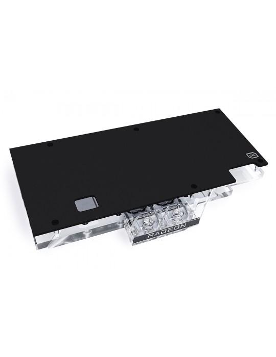 Alphacool Eisblock Aurora Acryl GPX-A Radeon RX 6800/6800XT Strix/TUF + Backplate Alphacool - 3