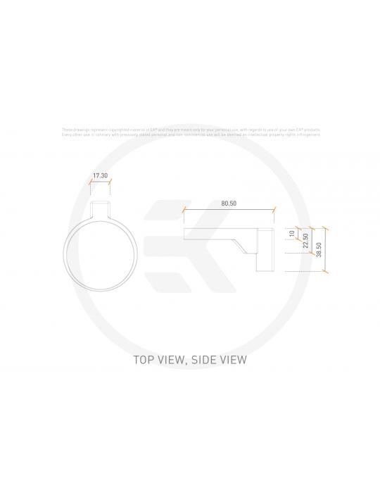 EK-Loop Connect Sensore di livello TBE 60mm (Modulo PER EK-LOOP Connect) EKWB - 4