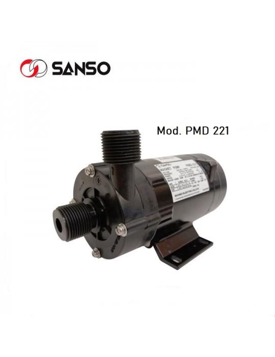 "SANSO Pompa mod. PMD-221/12  220V AC Attacchi filettati 1/2"" Sanso - 3"