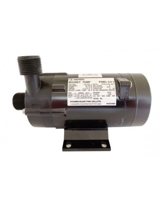 "SANSO Pompa mod. PMD-221/12  220V AC Attacchi filettati 1/2"" Sanso - 4"