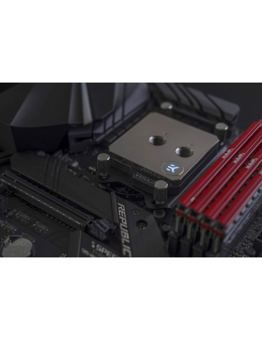 EK-Quantum Velocity D-RGB AMD - Full Nickel EKWB - 5
