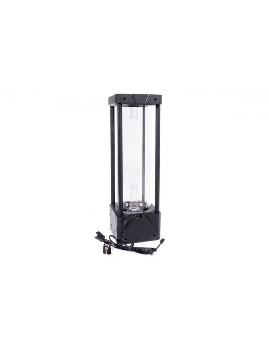 Alphacool Eisbecher Aurora D5 250mm Acetal/Glass (pompa non inclusa) Alphacool - 9