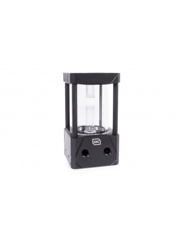 Alphacool Eisbecher Aurora D5 150mm Acetal/Glass (pompa non inclusa)