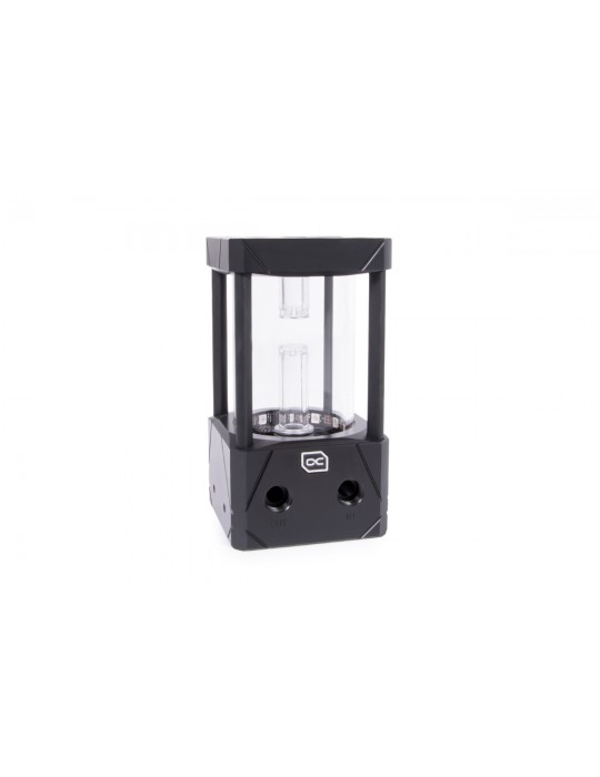Alphacool Eisbecher Aurora D5 150mm Acetal/Glass (pompa non inclusa) Alphacool - 1