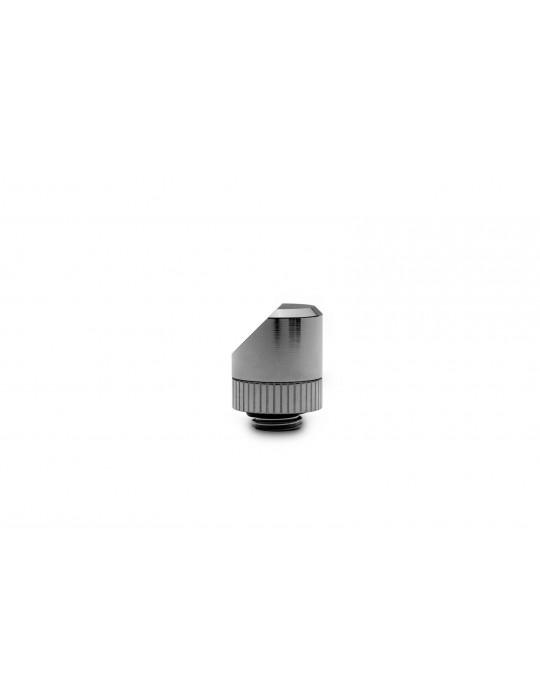EK-Quantum Torque Adattatore 45° ruotabile - Black Nickel EKWB - 1