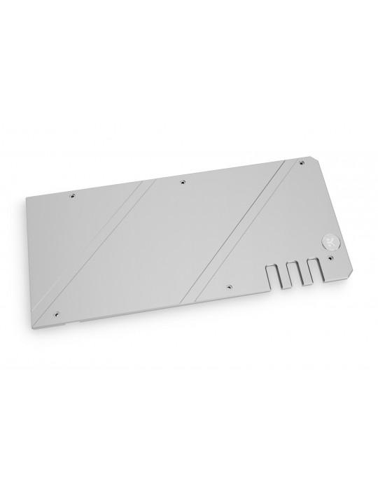 EK-Quantum Vector Strix RX 6800/6900 Backplate - Nickel EKWB - 1