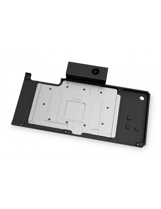 EK-Quantum Vector RE RTX 3080/3090 Active Backplate - Acetal EKWB - 3