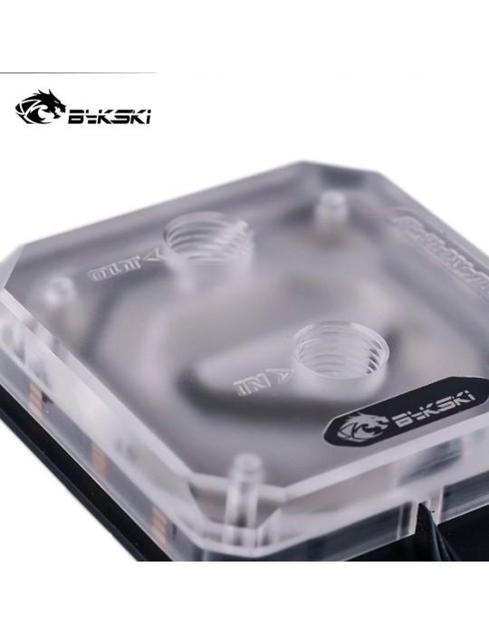 Bykski Waterblock AMD - CPU-XPR-B - D-RGB - Frosted Bykski - 3