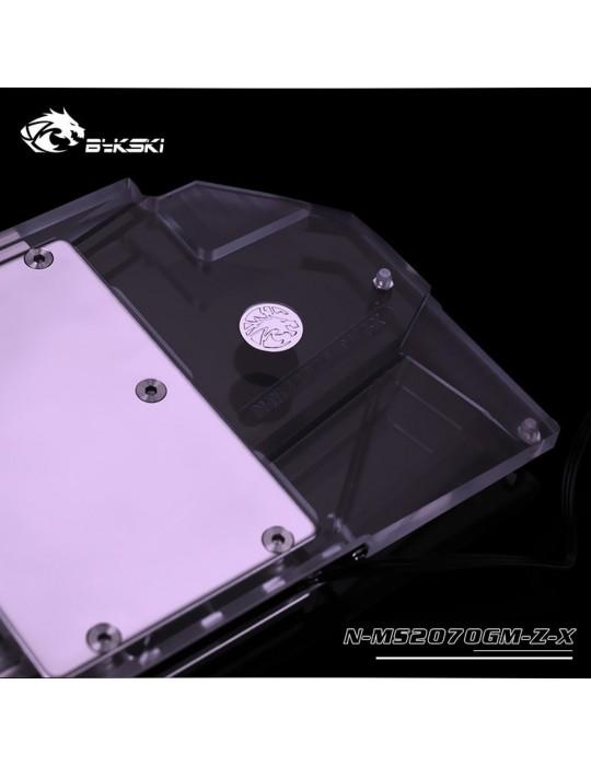 Bykski Waterblock MSI 2070 Gaming Z 8G N-MS2070GM-Z-X Bykski - 2