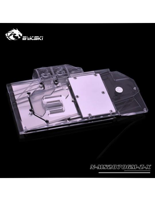 Bykski Waterblock MSI 2070 Gaming Z 8G N-MS2070GM-Z-X Bykski - 3