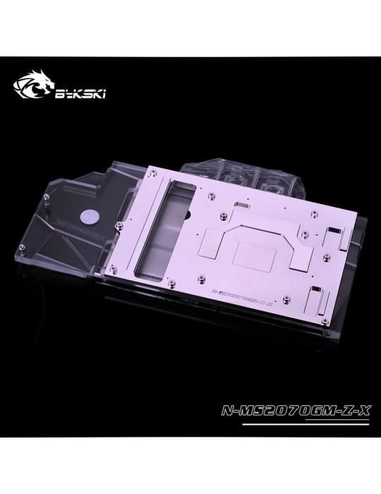 Bykski Waterblock MSI 2070 Gaming Z 8G N-MS2070GM-Z-X Bykski - 4