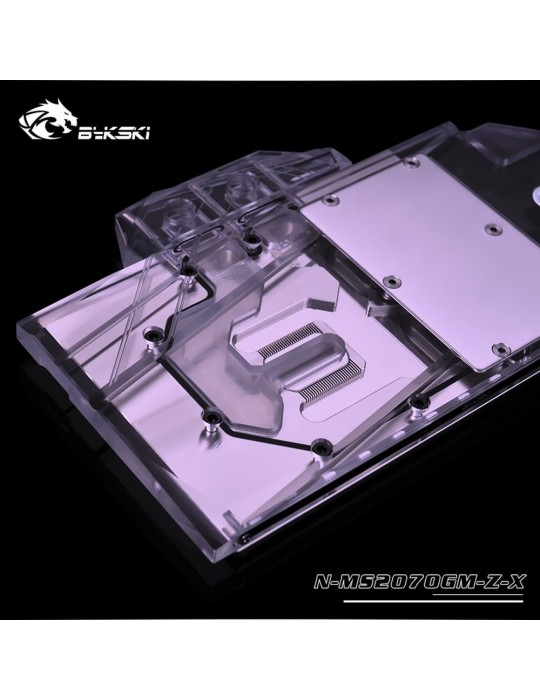 Bykski Waterblock MSI 2070 Gaming Z 8G N-MS2070GM-Z-X Bykski - 5