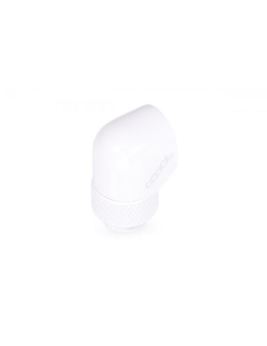 Alphacool adattatore M/F Angolare 90° - White - Ruotabile - Eiszapfen Alphacool - 3