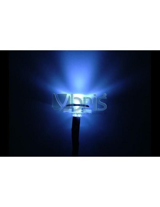 LED ready 5mm ultra-bright Bianco Ybris-Cooling - 2