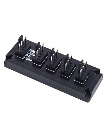 Phobya Splitter 1x 4-pin PWM a 4x 4Pin PWM Phobya - 1