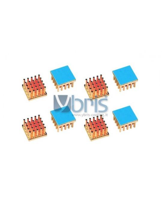 Enzotech RAM-cooler BCC9 Low Profile (8 pz.) Enzotech - 1
