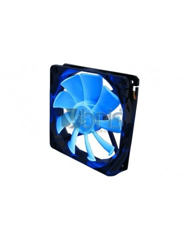 GELID Solutions Gamer Fan-1500 RPM 25 dBA WING 12 UV BLUE ( 120x120x25mm )
